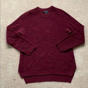 rag & bone 100% cashmere sweater
